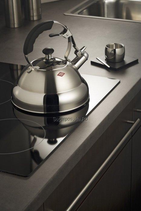 Чайник Retro Style (2 л), красный (340521-02) от Superposuda