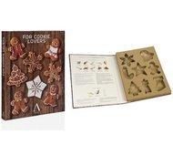 Andrea House Набор формочек для печенья, 8 шт
