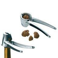 Kitchen Craft Прибор 2 в 1 для колки орехов и удаления пробок с бутылок BarCraft, 6.3х10х24.5 см