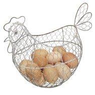Kitchen Craft Корзина для хранения яиц Classic Collection, 32х16х24 см