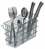 Kitchen Craft Корзина для хранения столовых приборов, 20х12х8 см