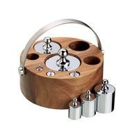 Kitchen Craft Набор гирь в подарочной упаковке KitchenCraft Natural Elements, 9 пр.