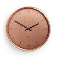 Umbra Часы настенные Meta,31.8х31.8х4.5 см, медь