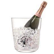 LSA International Ведерко для шампанского Groove, 22 см