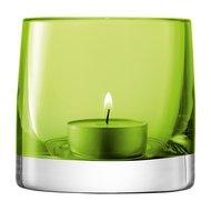 LSA International Подсвечник для чайной свечи Light Colour, 8.5 см, лайм
