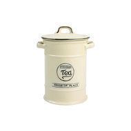 Емкость для хранения чая Pride of Place Old Cream, 11.5х18 см, бежевая