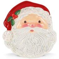 Lenox Блюдо Дед Мороз, 22 см