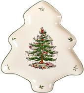 Spode Блюдо-ель Рождественская ель, 20 см