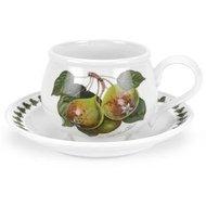 Portmeirion Чашка чайная с блюдцем Груша (200 мл)