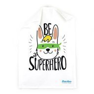 Daribo Полотенце кухонное Be a superhero, 50x70 см