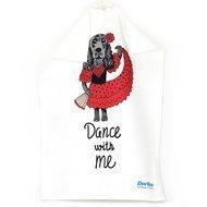 Daribo Полотенце кухонное Dance with me, 50x70 см