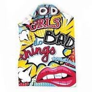 Daribo Полотенце кухонное Good girls do bad things, 50x70 см
