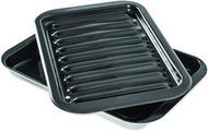 Nordic Ware Гриль прямоугольный, 32х21 см, черный
