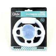 Qlux Органайзер для зубных щеток и пасты настенный, 14.5х13х11 см