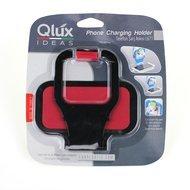 Qlux Подставка для гаджетов на розетку, 12х8.5х13 см
