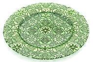 IVV Блюдо Arabesque, 32 см, зеленое