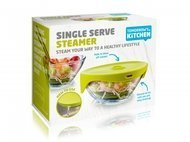 Tomorrow's Kitchen Однопорционная пароварка Стимер (0.5 л), зеленая