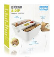 Tomorrow's Kitchen Сервировочный набор для хлеба и закусок, 24х24х10.5 см