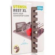 Tomorrow's Kitchen Подставка для кухонных приборов XL, 27х22х4 см, серая