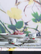 Rosenthal Кофейный сервиз Brillance Fleurs Sauvages на 6 персон, 14 пр