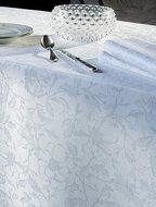 Garnier-Thiebaut Скатерть прямоугольная, 175х255 см, белая