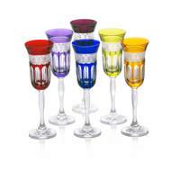 Cristal de Paris Набор бокалов для шампанского (150 мл), 24.5 см, 6 шт.