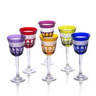 Cristal de Paris Набор бокалов для красного вина (200 мл), 21 см, 6 шт.