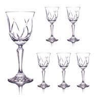 Cristal de Paris Набор бокалов для белого вина (200 мл), 18 см, 6 шт.