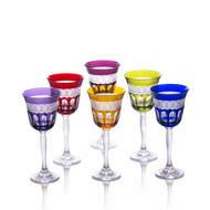 Cristal de Paris Набор бокалов для белого вина (180 мл), 18.5 см, 6 шт.