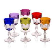 Cristal de Paris Набор бокалов для белого вина (200 мл), 15 см, 6 шт.