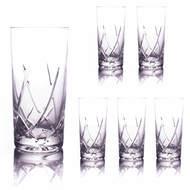 Cristal de Paris Набор стаканов для воды (360 мл), 15 см, 6 шт.