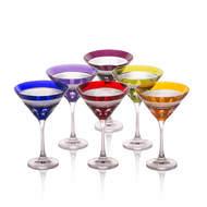 Cristal de Paris Набор бокалов для мартини (180 мл), 17.5 см, 6 шт.
