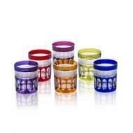 Cristal de Paris Набор стаканов для виски (300 мл), 10 см, 6 шт.