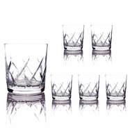Cristal de Paris Набор стаканов для виски (300 мл), 9 см, 6 шт.