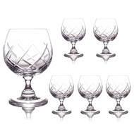 Cristal de Paris Набор бокалов для коньяка (350 мл), 12 см, 6 шт.