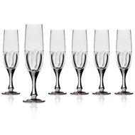 Cristal de Paris Набор бокалов для шампанского (150 мл), 21 см, 6 шт.