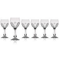 Cristal de Paris Набор бокалов для красного вина (280 мл), 19 см, 6 шт.