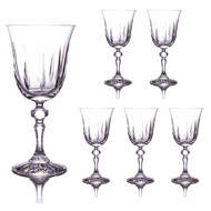 Cristal de Paris Набор бокалов для красного вина (200 мл), 18 см, 6 шт.