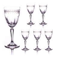 Cristal de Paris Набор бокалов для белого вина (260 мл), 19 см, 6 шт.