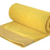 Dea Полотенце Yellow, 60х110 см, желтое