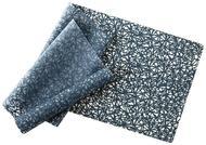 Topsale Decor Скатерть силиконовая Twine Midnight Blue, 120х36 см, синяя
