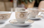 Tunisie Porcelaine Сервиз чайный Riad Or, 27 пр.