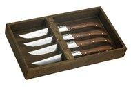 LegnoArt Набор ножей для стейка Fassona, 4 шт.