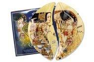 Carmani Набор тарелок Ожидание/Поцелуй (Г. Климт), 21.5х12 см, 2 шт.