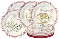Easy Life (R2S) Набор тарелок Fromage, 19 см, 4 шт, в подарочной упаковке