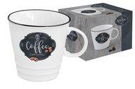 Easy Life (R2S) Кружка Кухня в стиле Ретро (350 мл), кофе, в подарочной упаковке