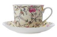 Maxwell & Williams Чашка Летние цветы (0.48 л) с блюдцем