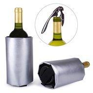 Koala Набор для вина Deluxe, серебряный, 2 пр