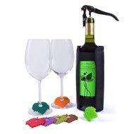 Koala Набор для вина Wine Leaf, 9 пр