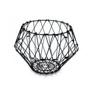 Balvi Ваза для фруктов Multi Form трансформер, 30.8х30.8 см, черная